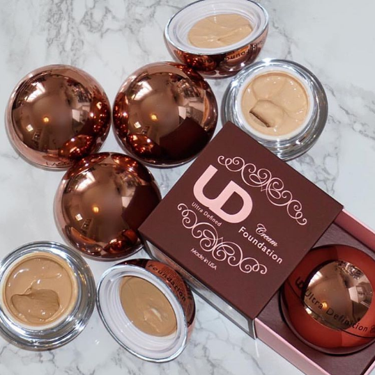 LA Splash: UD Cream Foundation