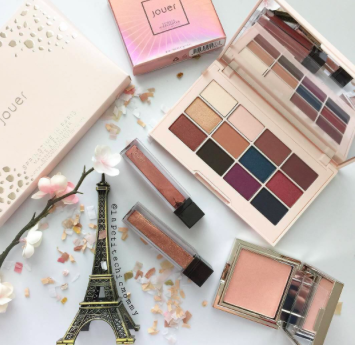 Jouer Cosmetics: Spring 2017 Collection
