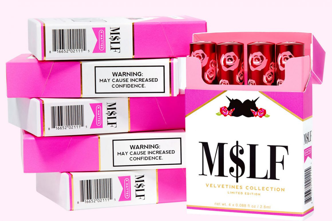Lime Crime: M$LF Velvetines Lip Collection
