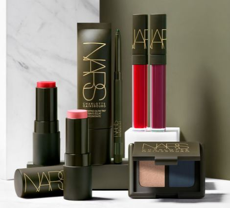 NARS: Charlotte Gainsbourg Summer Collection