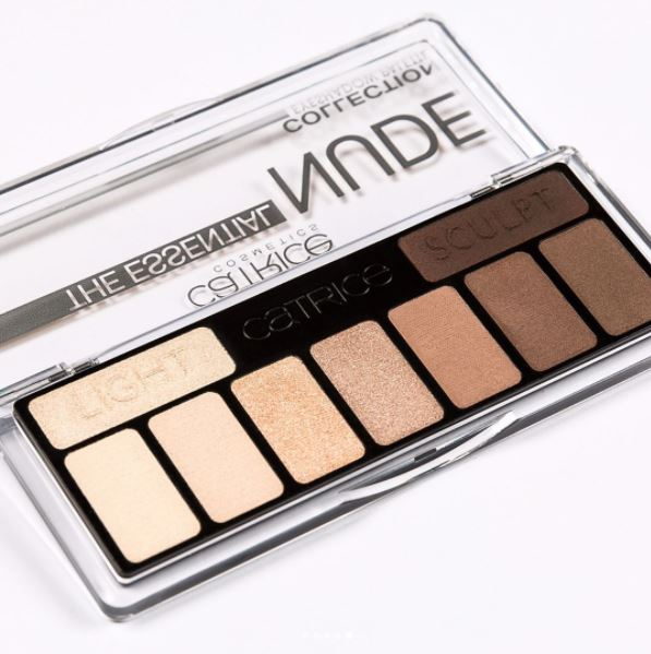 Catrice Cosmetics:  The Collection Eyeshadow Palette