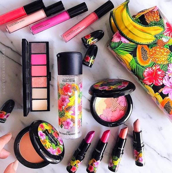 MAC Cosmetics: Fruity Juicy Collection