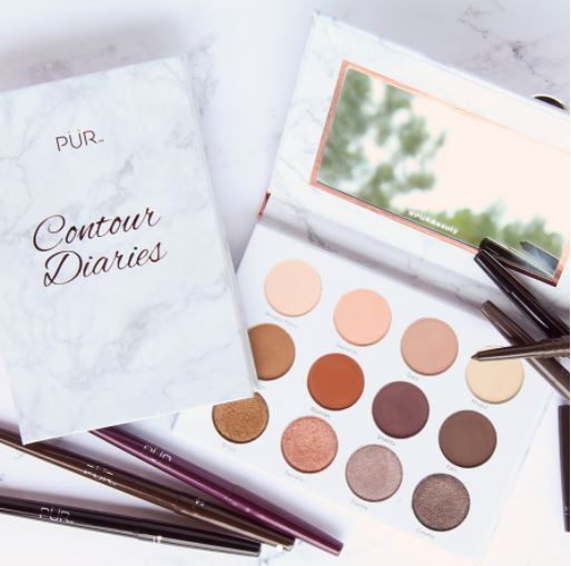 PUR Cosmetics: Diaries Collection