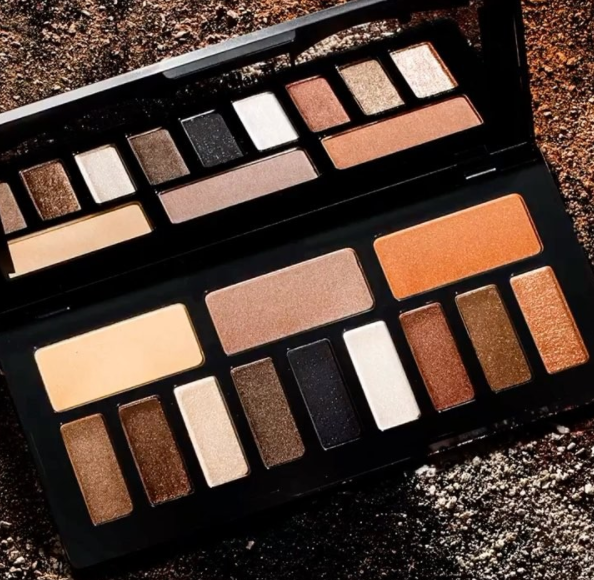 Kat Von D: Shade & Light Glimmer Palette