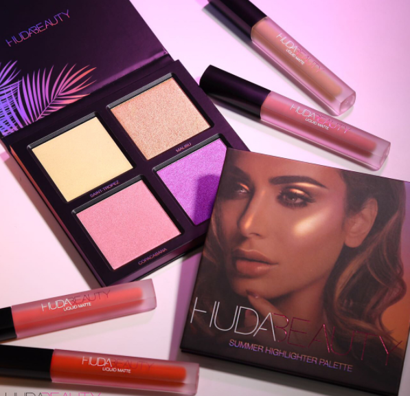 Huda Beauty: Summer 2017 Collection