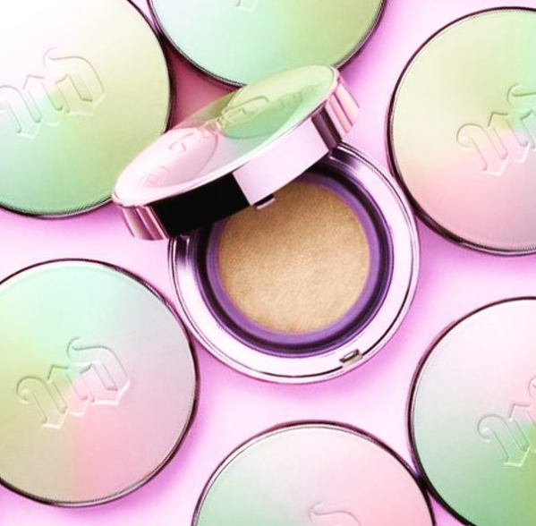 Urban Decay: Naked Skin Glow Cushion Foundation
