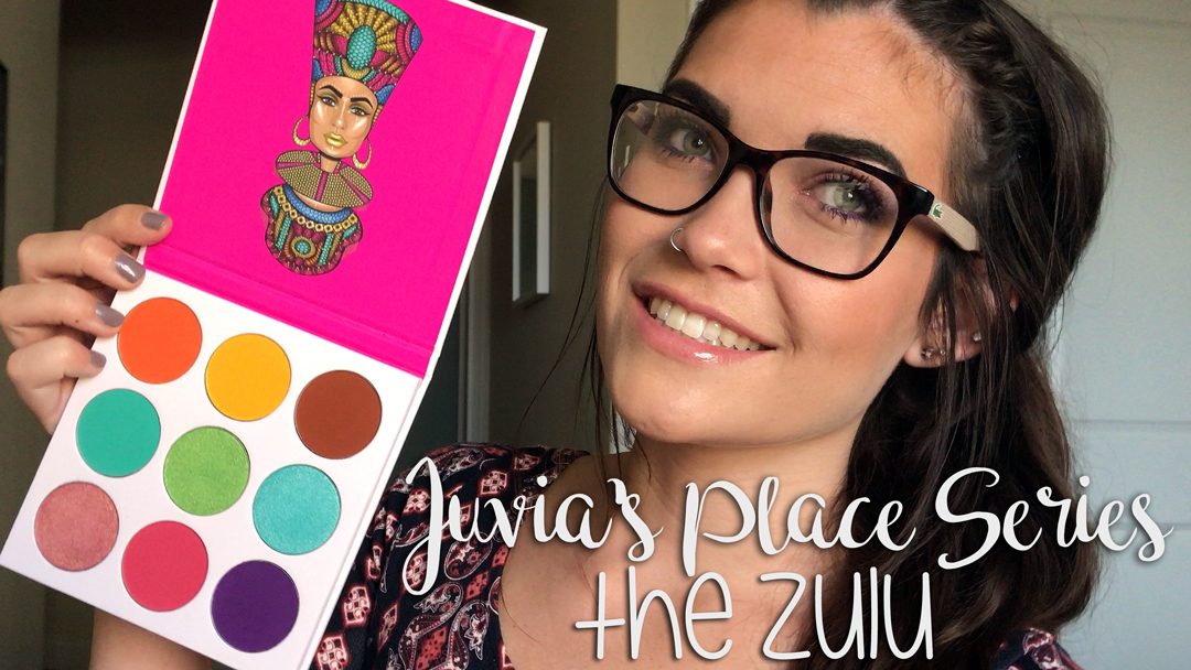 Juvia's Place Series: The Zulu Palette ♡