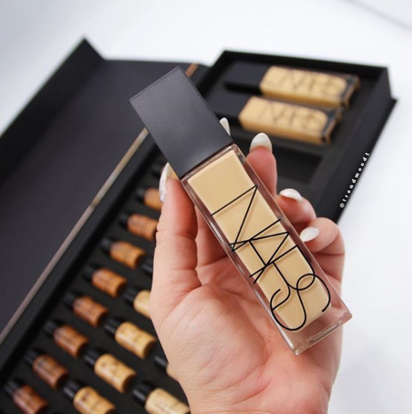 NARS: Natural Radiant Longwear Foundation