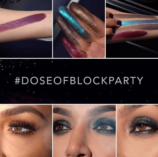 Dose of Colors: Block Party Eyeshadow Collection