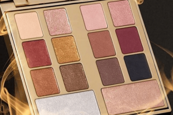 Milani: Gilded Desires Eye & Face Palette