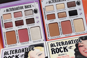 The Balm: Alternative Rock Palettes